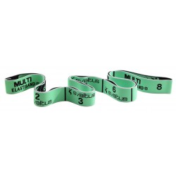 SVELTUS Multi Elastiband@ 10kg/grün, 110cm