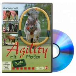 Nina Steigerwald: Agility mit Pferden