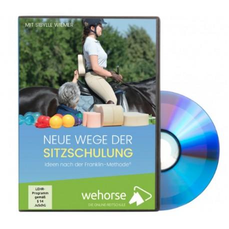 Neue Wege der Sitzschulung - Sibylle Wiemer, DVD