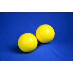 Franklin Fascia-Ball gelb
